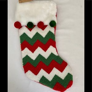 Christmas Stocking by Jingles & Joy NWT